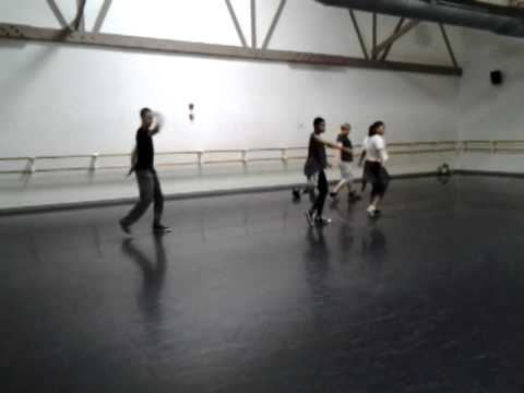 Domé Choreography - Hold The Wall - Select Group