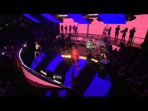 Rihanna All of The Lights NBA All Star Weekend HD 1080P
