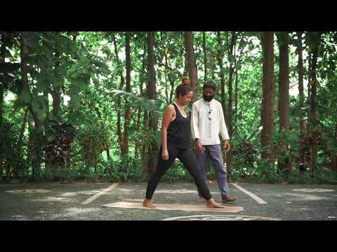 Parsvottanasana - Standing Side Stretch Alignment