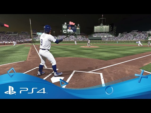 MLB The Show 17 | PSX 2016 Gameplay Reveal Trailer | PS4
