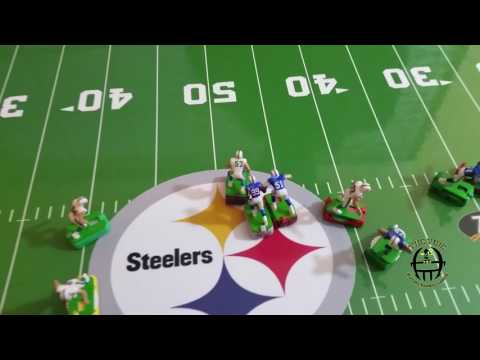 Electric Football 757 League - Bills v Dolphins game 1