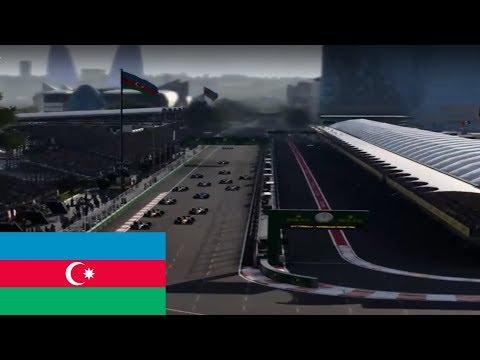 WXL Season 1 Round 2 Azerbaijan GP