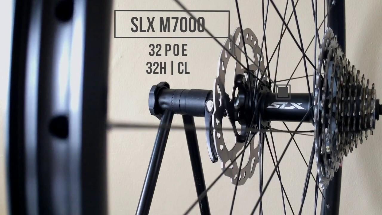 Shimano SLX Rear Hub FH-M7000 Center Lock 32h