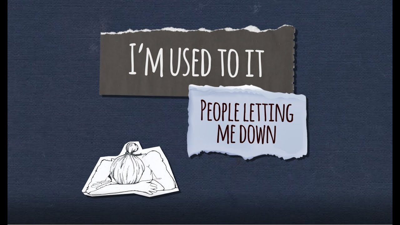 Used to It | Amy Brill feat. Taylor Chambers | Lyric Video