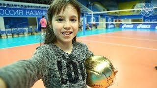 Лайк TV Шоу, Екатерина Гамова и «Динамо-Казань» в Центре Волейбола