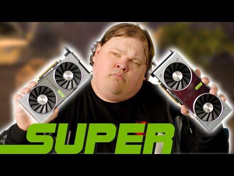 Nvidia's New SUPER Cards!