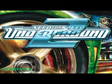 Terror Squad ft Fat Joe - Lean Back (Need For Speed Underground 2 Soundtrack) [HQ]