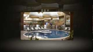 South Calgary Hotels | T2J 5X5 | 403-278-5050 | South Calgary Hotel Waterslide | Wedding Reception |