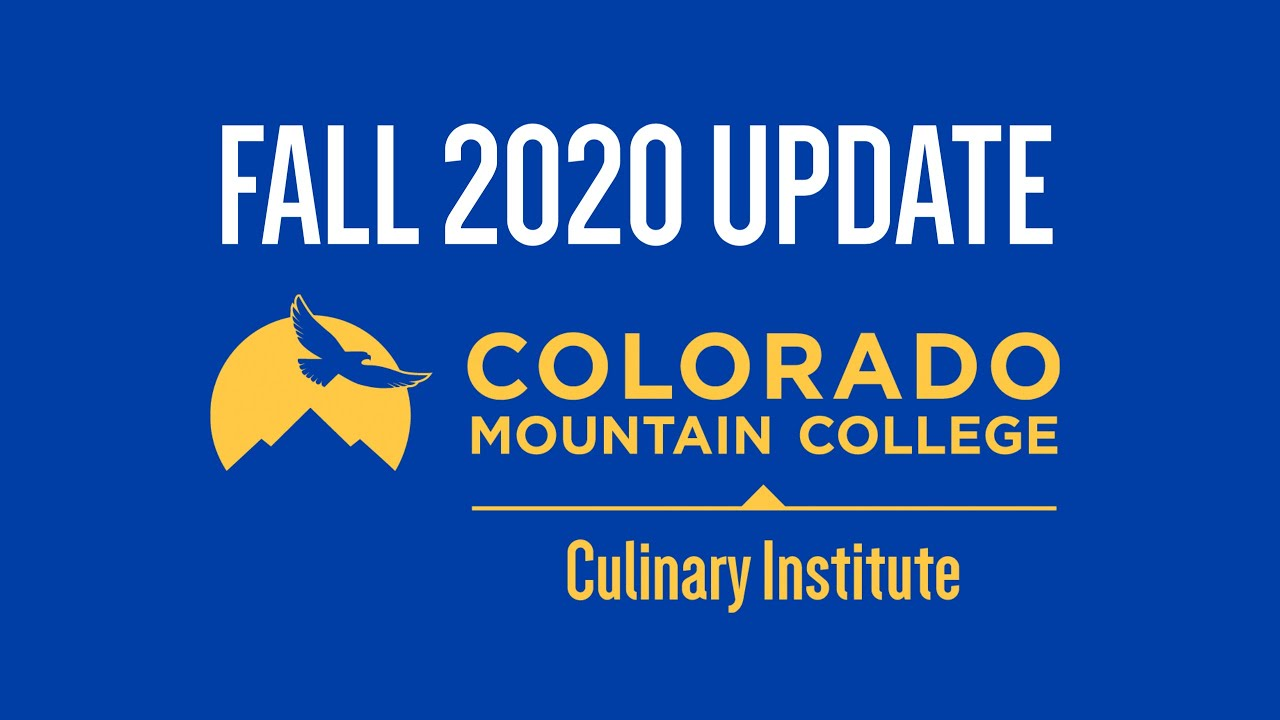 Cmc Culinary Program Fall 2020 Update Youtube