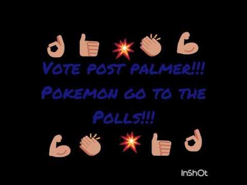 Pokemon Go To The Polls!!!