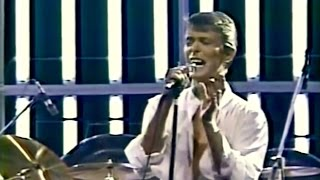David Bowie • Station To Station • Live 1978