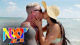 Dexter Lumis \u0026 Indi Hartwell turn up the heat on honeymoon: WWE NXT 2.0, Sept. 28, 2021
