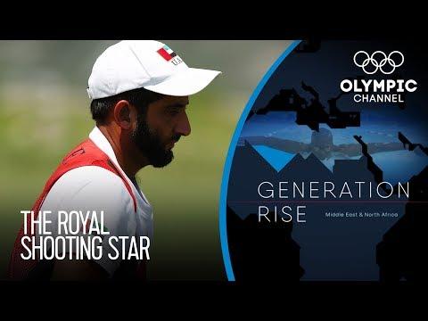 Royal Shooting Star Retains his Passion | Generation Rise