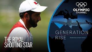 Royal Shooting Star Retains his Passion