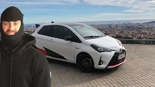 I Tried To Buy A SUPERCHARGED YARIS GRMN