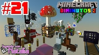 CAGADA TRAS CAGADA! | Viernes de Minecraft - Diminutos 2 #21
