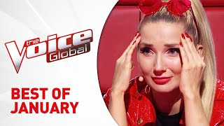 BEST Blind Auditions of JANUARY 2020 in The Voice Kids