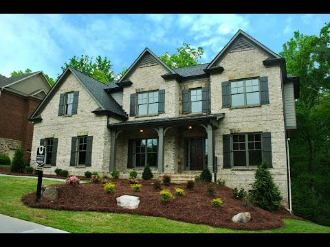 SR Homes: Fieldstone Preserve, Cumming, GA