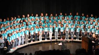 Lancaster County Elementary Honors Choir performs Chatter with the ...