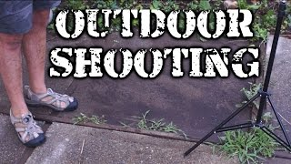 Low Maintenance Outdoor Shooting (Videoblogging)