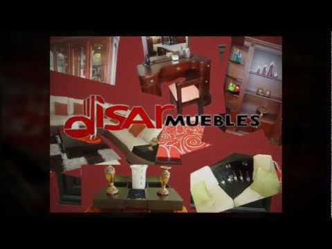 DISAR Muebles - Productos - YouTube