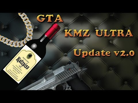 PS3 GTA V KMZ ULTRA Verion 2.3 Update (V3.0 links are in description) TONS of sprx menus & loaders