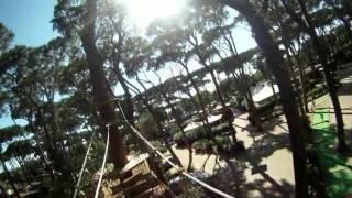 Parco avventura Park Albatros - San Vincenzo - Toscana - Italia