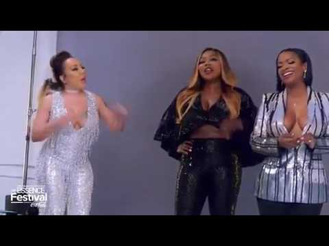 Xscape Reunite And Sing Tonight - 2017