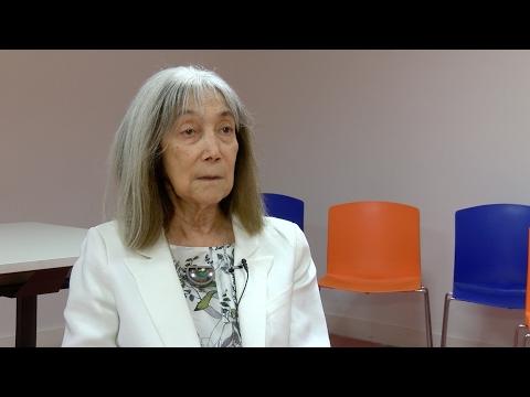 María Kodama habló de la incomprensión que tienen los argentinos de la obra de Borges