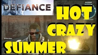 Defiance Gameplay with DraculaSWBF2 - Hot Crazy Summer 06/16/2017
