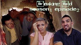 Breaking Bad Season 1 Episode 2 'Cat's in the Bag...' REACTION!!