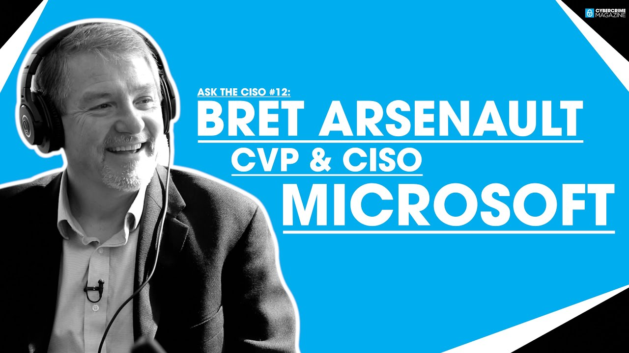 Ask The CISO' Podcast Video Interviews With F500 Chief Information