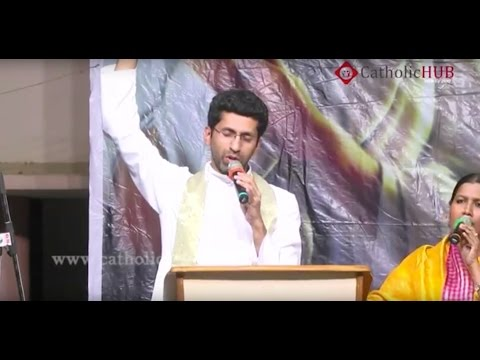 PEACE TO RESTLESS BY DIVINE TOUCH (Rev.Fr.Sunil) Divine Potta Retreat Center(USA)