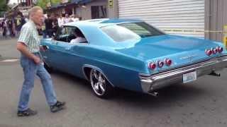 1965 Impala super sport on 20s