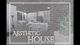 Bloxburg: Maison esthétique 70k (ROBLOX)
