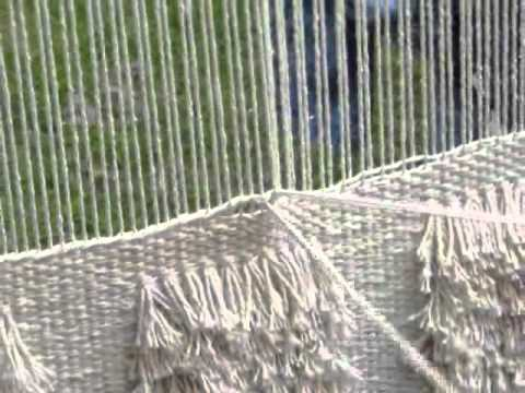 Alfombras y tapices youtube - Tapices de macrame ...