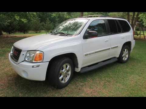 2005 GMC Envoy Full Tour, Start-up, & Review