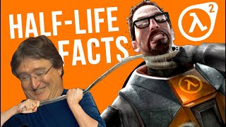 10 Half-Life 2 Facts You Probably Didn't Know