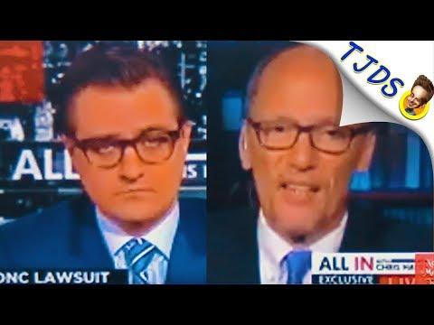 Chris Hayes' Journalistic Malpractice Over DNC Wikileaks Lawsuit