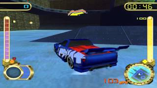 Hot Wheels Velocity X Gameplay Challenge 10 HD
