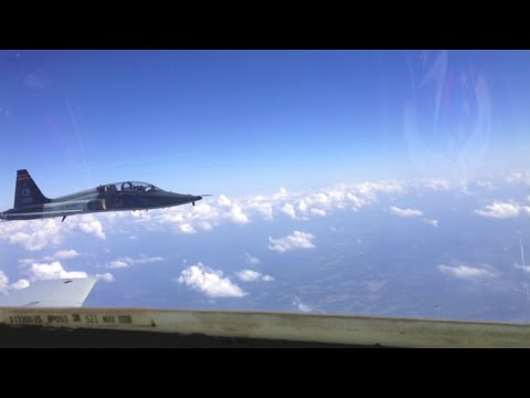 Columbus Air Force Base (CAFB) 16-11 Drop Night