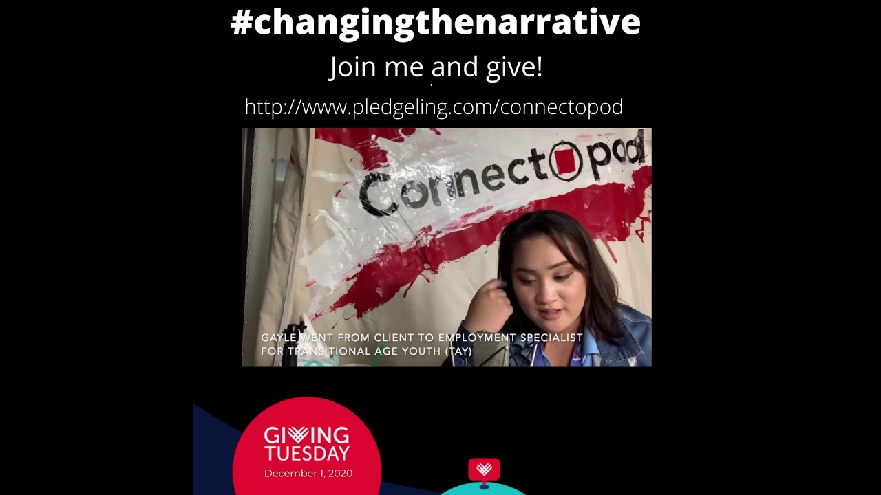 """Gayle Alvarez, Podcaster with Connectopod's """"Changing the Narrative"""""""