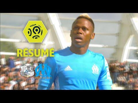 Amiens SC - Olympique de Marseille (0-2)  - Résumé - (ASC - OM) / 2017-18