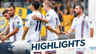 Highlights: Sampdoria-Parma 3-1