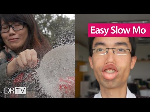 25 Simple Epic Slow Motion Ideas (feat. RX100 IV & RX10 II)