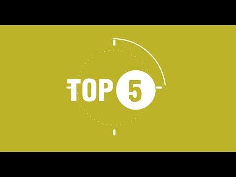 TOP5 Winter Activities
