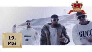 TOP 20 Deutschrap Single Charts | 19. Mai 2018