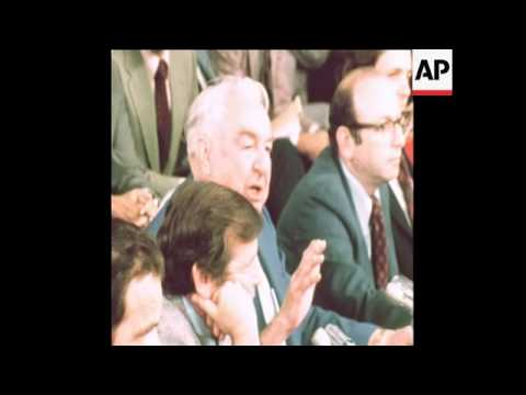 SYND 31/07/73 WATERGATE COMMITTEE WITH EHRLICHMAN
