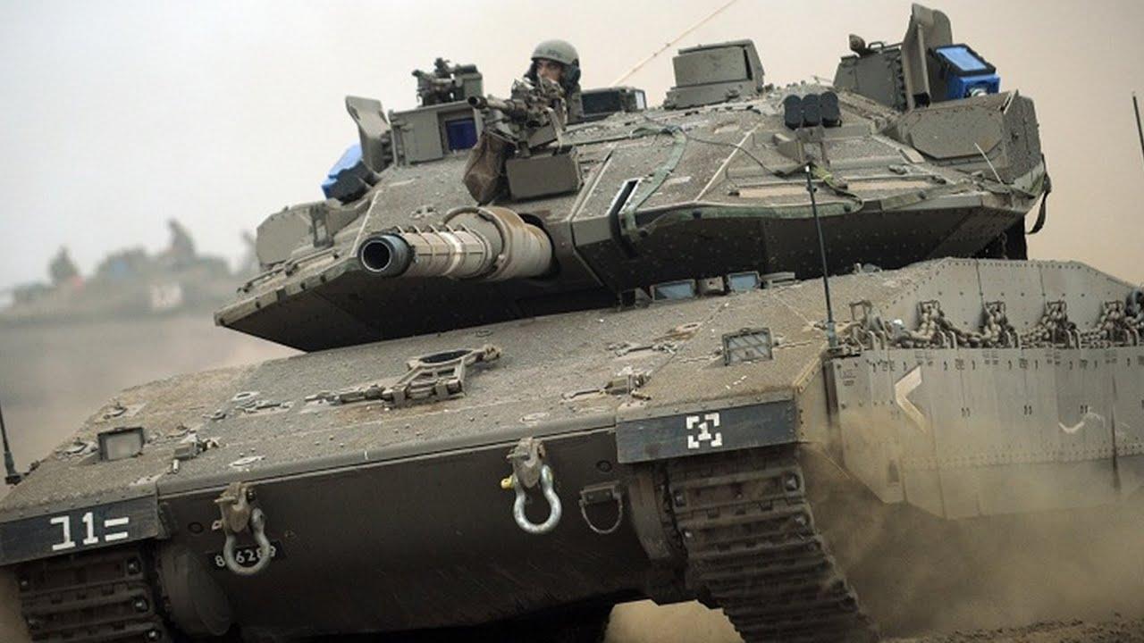 Танк Меркава Мк-4 (Merkava Mk-4). Военная техника Израиля. - YouTube