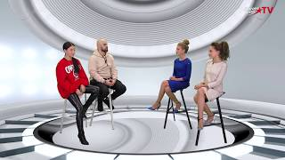 ARTIK & ASTI в гостях у #TOPIC CHART. Интервью / EUROPA PLUS TV